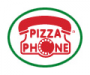 Logo Pizza Phone Antwerpen